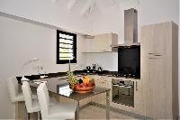 cool dining area in Saint Barth Luxury Villa Amancaya Estate vacation rental
