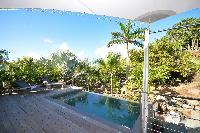 awesome pool of Saint Barth Luxury Villa Amancaya Estate vacation rental