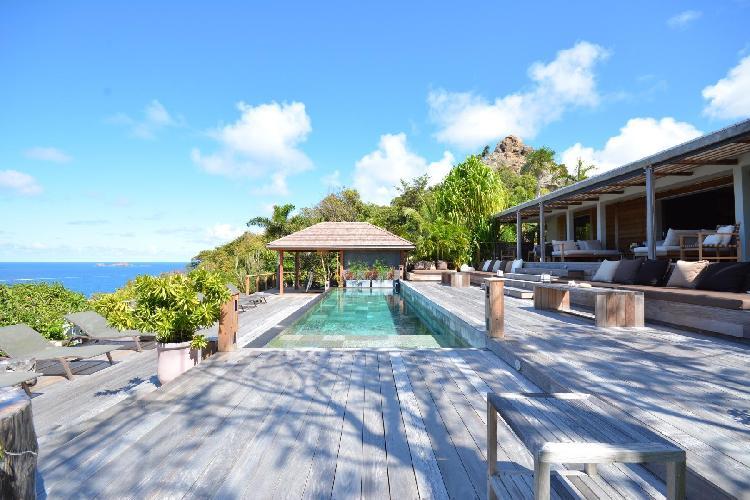 beautiful Saint Barth Luxury Villa Amancaya Estate vacation rental
