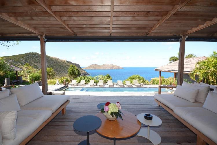 splendid Saint Barth Luxury Villa Amancaya Estate vacation rental