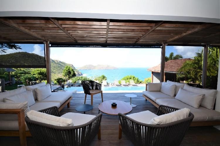 amazing Saint Barth Luxury Villa Amancaya Estate vacation rental