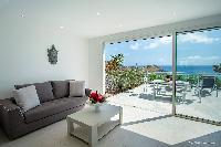 breathtaking view from Saint Barth Villa Cacao luxury home, vacation rental