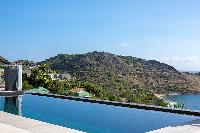 cool swimming pool of Saint Barth Villa Cacao luxury home, vacation rental