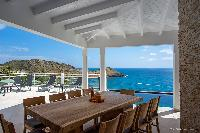 impeccable Saint Barth Villa Cacao luxury home, vacation rental