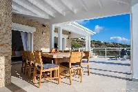 cool cabana of Saint Barth Villa Cacao luxury home, vacation rental