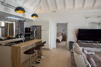 fully furnished Saint Barth Villa Cacao luxury home, vacation rental