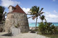 beautiful seaside Saint Barth Villa Le Moulin luxury holiday home, vacation rental