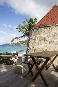 beautiful waterfront Saint Barth Villa Le Moulin luxury holiday home, vacation rental