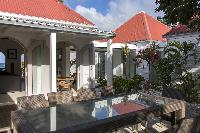 relaxing Saint Barth Villa Le Moulin luxury holiday home, vacation rental