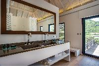 well-appointed Saint Barth Villa Aqua luxury holiday home, vacation rental