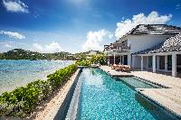marvelous Saint Barth Villa Aqua luxury holiday home, vacation rental