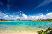 cool seaside Saint Barth Villa Aqua luxury holiday home, vacation rental