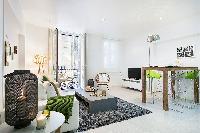 amazing Sitges Carrer Bonaire - Blue luxury apartment