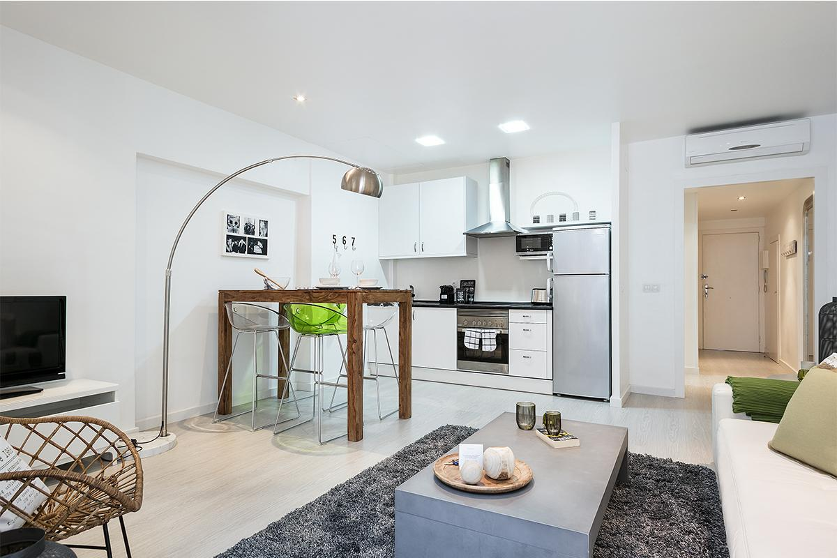 nice Sitges Carrer Bonaire - Blue luxury apartment