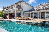 fabulous Saint Barth Villa Bleu luxury holiday home, vacation rental