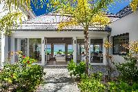 fancy Saint Barth Villa Bleu luxury holiday home, vacation rental