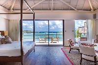 breezy and bright Saint Barth Villa Bleu luxury holiday home, vacation rental