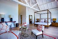 spacious Saint Barth Villa Bleu luxury holiday home, vacation rental