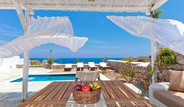 Santorini Villa Levantes Guesthouse