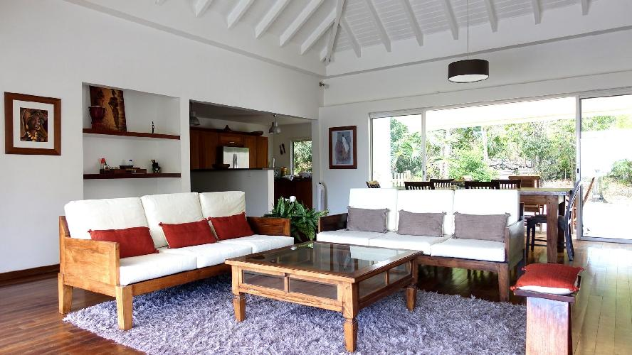 chic Saint Barth Villa Petit Paradis luxury holiday home, vacation rental