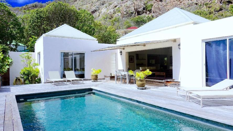 awesome Saint Barth Villa Petit Paradis luxury holiday home, vacation rental