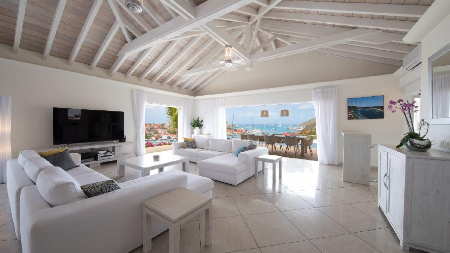 neat Saint Barth Villa Prestige holiday home, luxury vacation rental