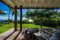 spectacular seaside Saint Barth Luxury Villa Blanc Bleu holiday home, vacation rental