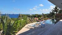 cool swimming pool of Saint Barth Luxury Villa Eranos holiday home, vacation rental