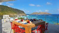beautiful waterfront Saint Barth Luxury Villa Eranos holiday home, vacation rental