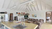 delightful dining area in Saint Barth Villa Jali luxury holiday home, vacation rental