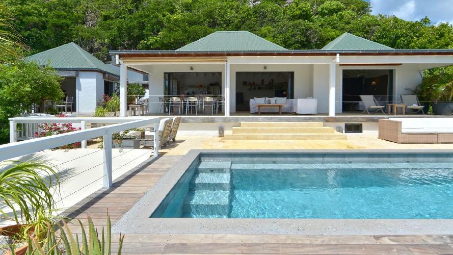 amazing Saint Barth Villa Jali luxury holiday home, vacation rental