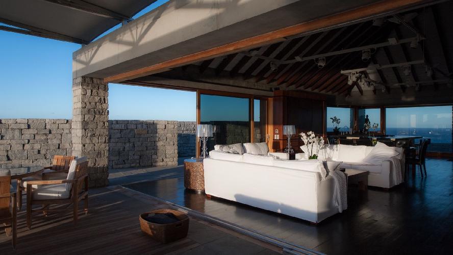 impeccable Saint Barth Villa La Danse Des Etoiles luxury holiday home, vacation rental