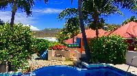 awesome pool of Saint Barth Villa Lezard Palace luxury holiday home, vacation rental
