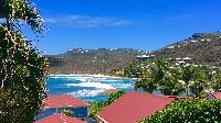 beautiful seaside Saint Barth Villa Lezard Palace luxury holiday home, vacation rental