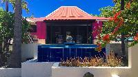 neat exterior of Saint Barth Villa Lezard Palace luxury holiday home, vacation rental