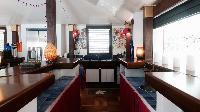 cool kitchen of Saint Barth Villa Lezard Palace luxury holiday home, vacation rental