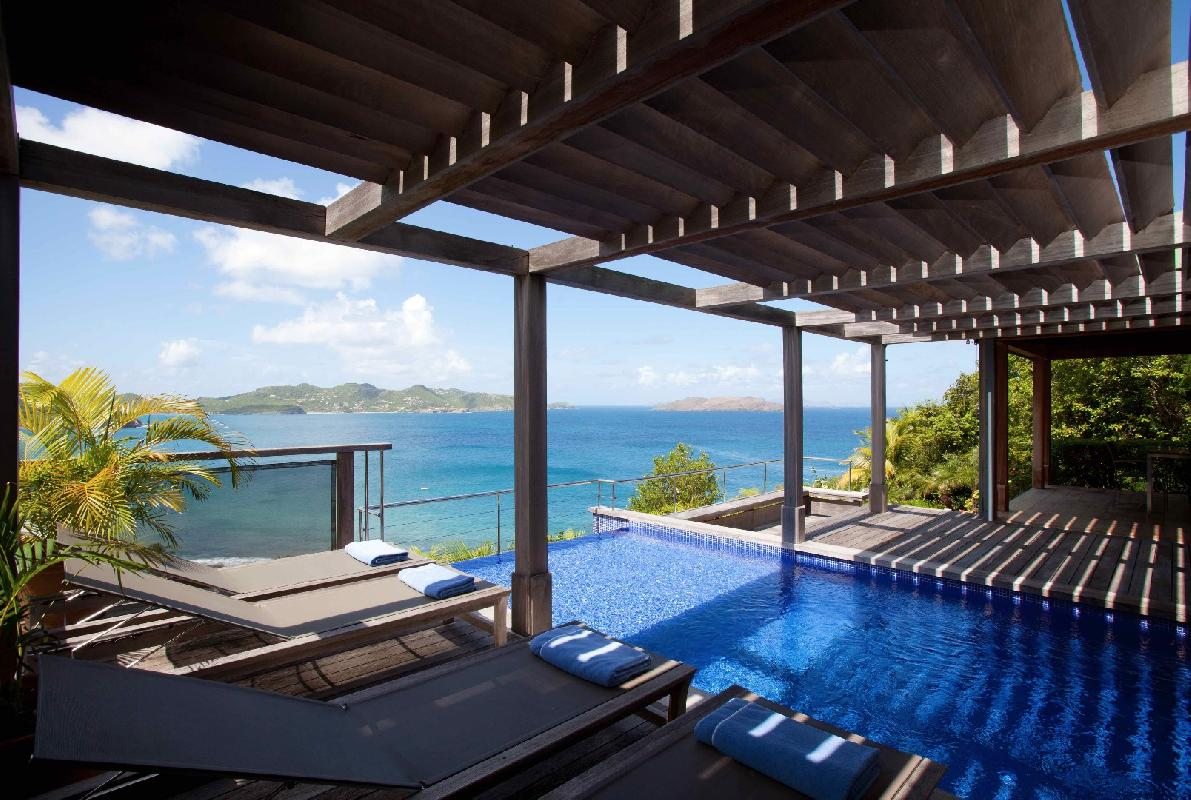 Saint Barth - Villa Milou Estate