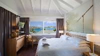 clean bedroom linens in Saint Barth Villa Phoenix holiday home, luxury vacation rental