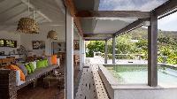 nice Saint Barth Villa Phoenix holiday home, luxury vacation rental