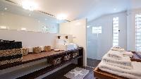 clean bathroom in Saint Barth Villa Phoenix holiday home, luxury vacation rental