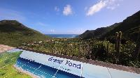 amazing sea view from Saint Barth Villa Wild Blue Estate luxury holiday home, vacation rental
