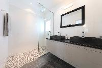 clean lavatory in Saint Barth Villa Wild Blue Estate luxury holiday home, vacation rental