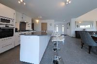 modern kitchen appliances in Saint Barth Villa Wild Blue Estate luxury holiday home, vacation rental