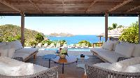 beautiful Saint Barth Luxury Villa Amancaya Caribbean Sea holiday home, vacation rental