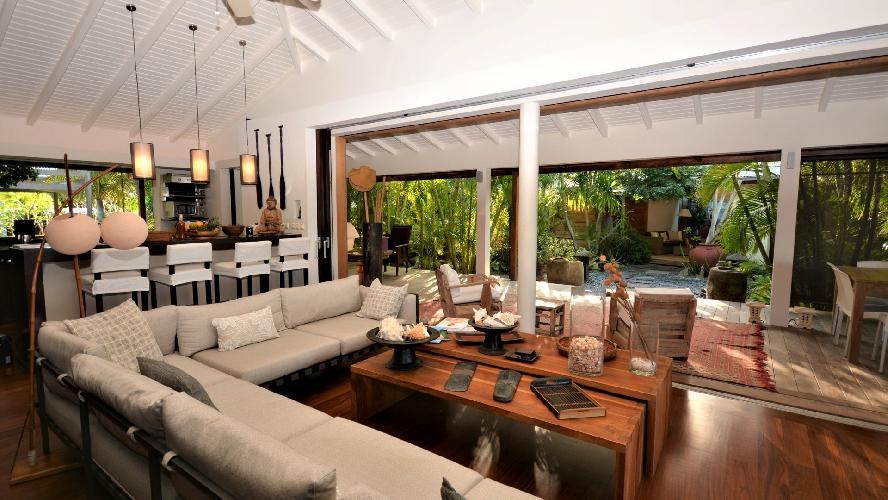 fabulous Saint Barth Luxury Villa Amancaya Caribbean Sea holiday home, vacation rental