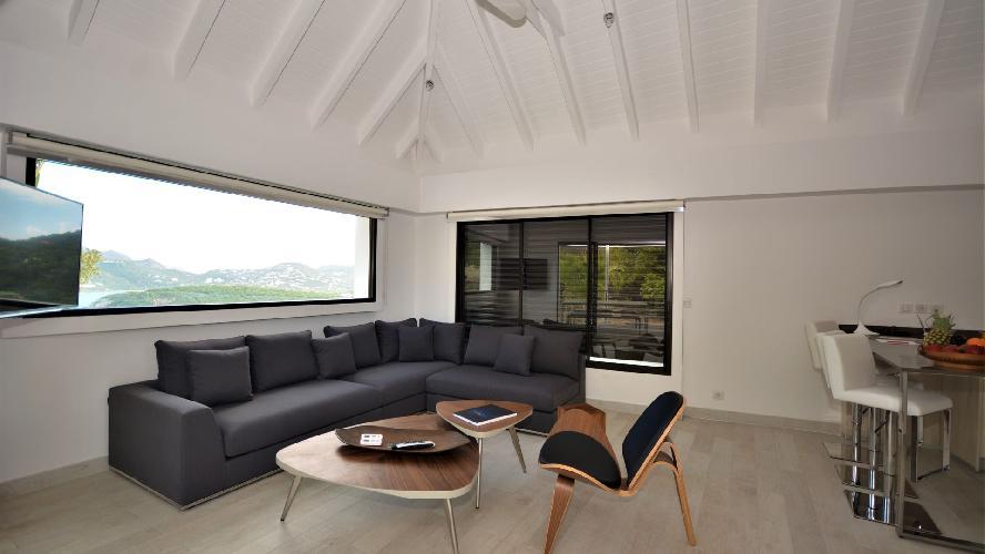 spacious Saint Barth Villa Cosy Amancaya luxury holiday home, vacation rental