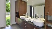 clean bathroom in Saint Barth Luxury Villa Evan holiday home, vacation rental