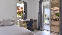 clean bed sheets in Saint Barth Luxury Villa Evan holiday home, vacation rental