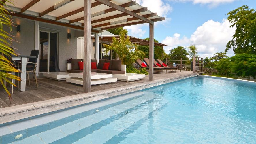 perfect Saint Barth Luxury Villa Evan holiday home, vacation rental