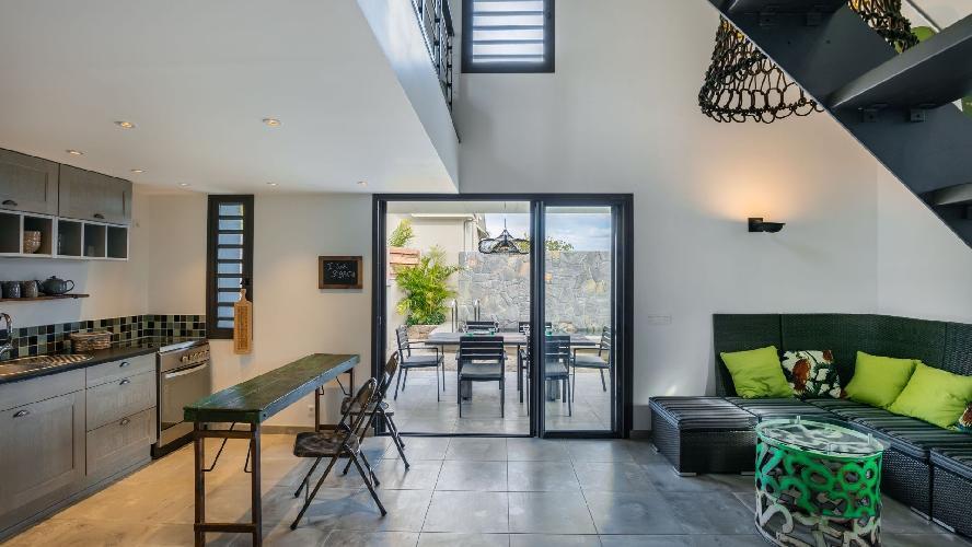 spacious Saint Barth Villa Coco luxury apartment, holiday home, vacation rental